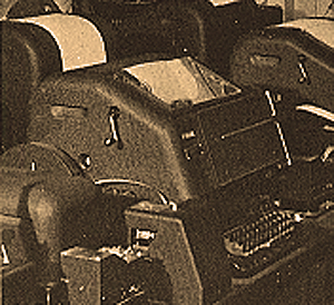 Teletypewriter-the text messaging back in the day