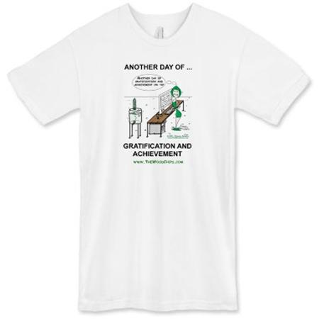 Gratification and Achievement T-shirt