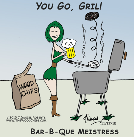 Bar-B-Que Meistress - You Go, Gril!